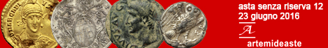 Banner Artemide  - Asta numismatica senza riserva #12